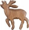 Kylskåpsmagnet trä