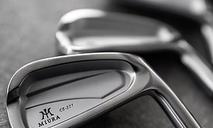 "MIURA CB-301 ""Longest and most forgiving Miura iron ever made"""