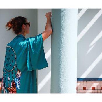 Kimono Dreamers Search | 100% siden & 100% vegansk
