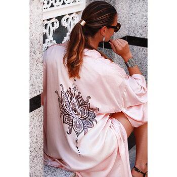 Kimono Inner Divine | 100% siden & 100% vegansk