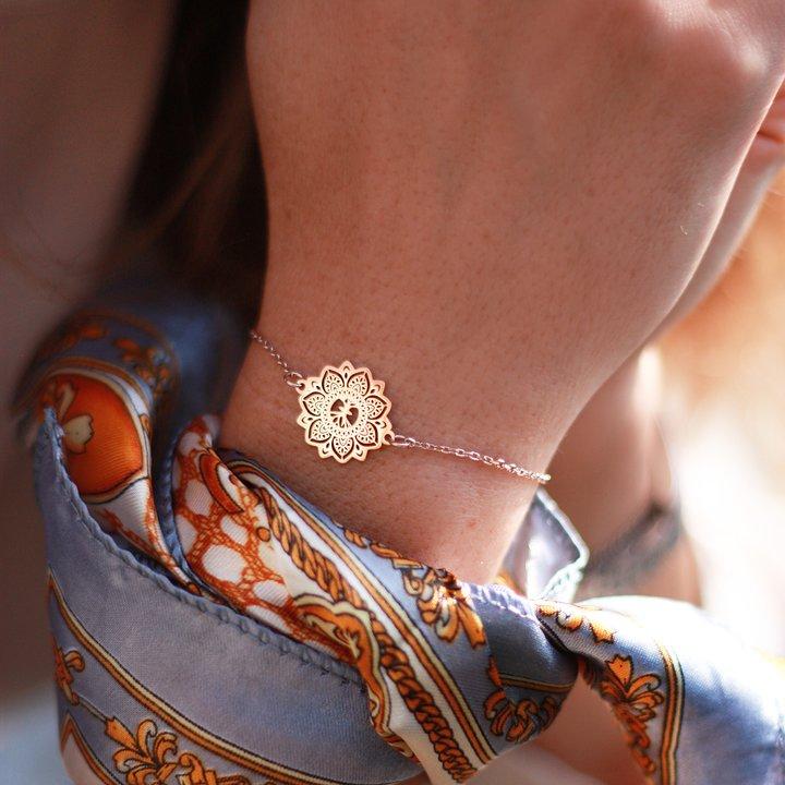 Bohemian style steel jewelry