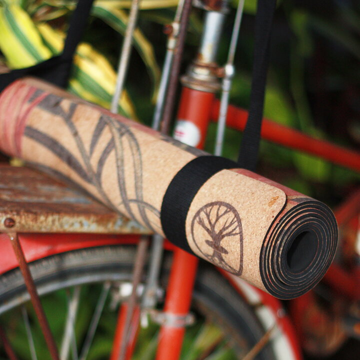 Eco-Friendly Cork Yoga Mats