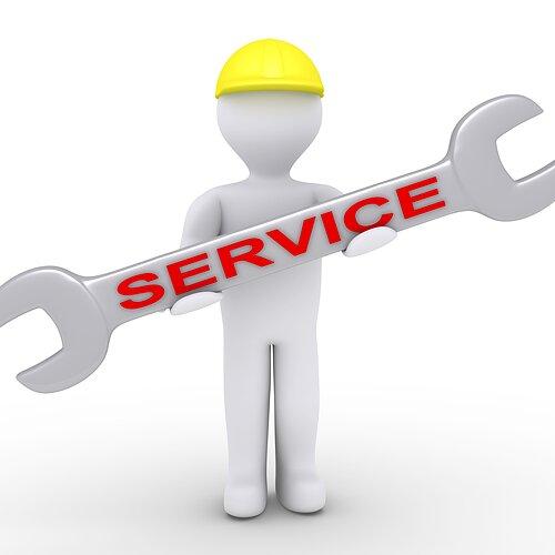 Service / Reparationer