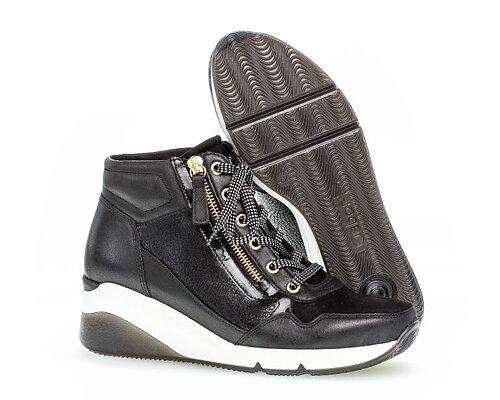 Höstens Sneakers Svart GABOR 20% rabatten avdrages i kassan