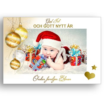 Egen bild egen text egen design 4 - Jul vykort