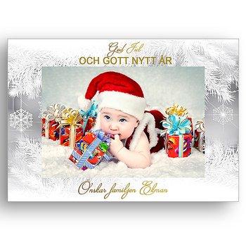 Egen bild egen text egen design 5 - Jul vykort