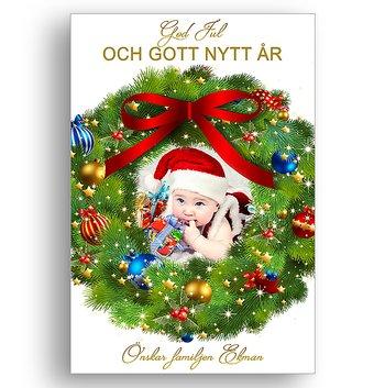 Egen bild egen text egen design 10 - Jul vykort