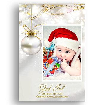 Egen bild egen text egen design 13 - Jul vykort