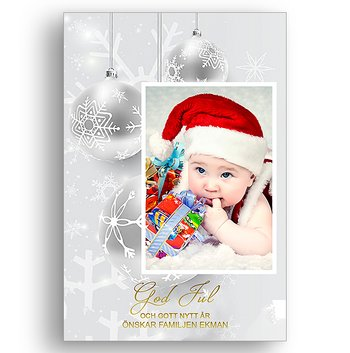 Egen bild egen text egen design 14 - Jul vykort