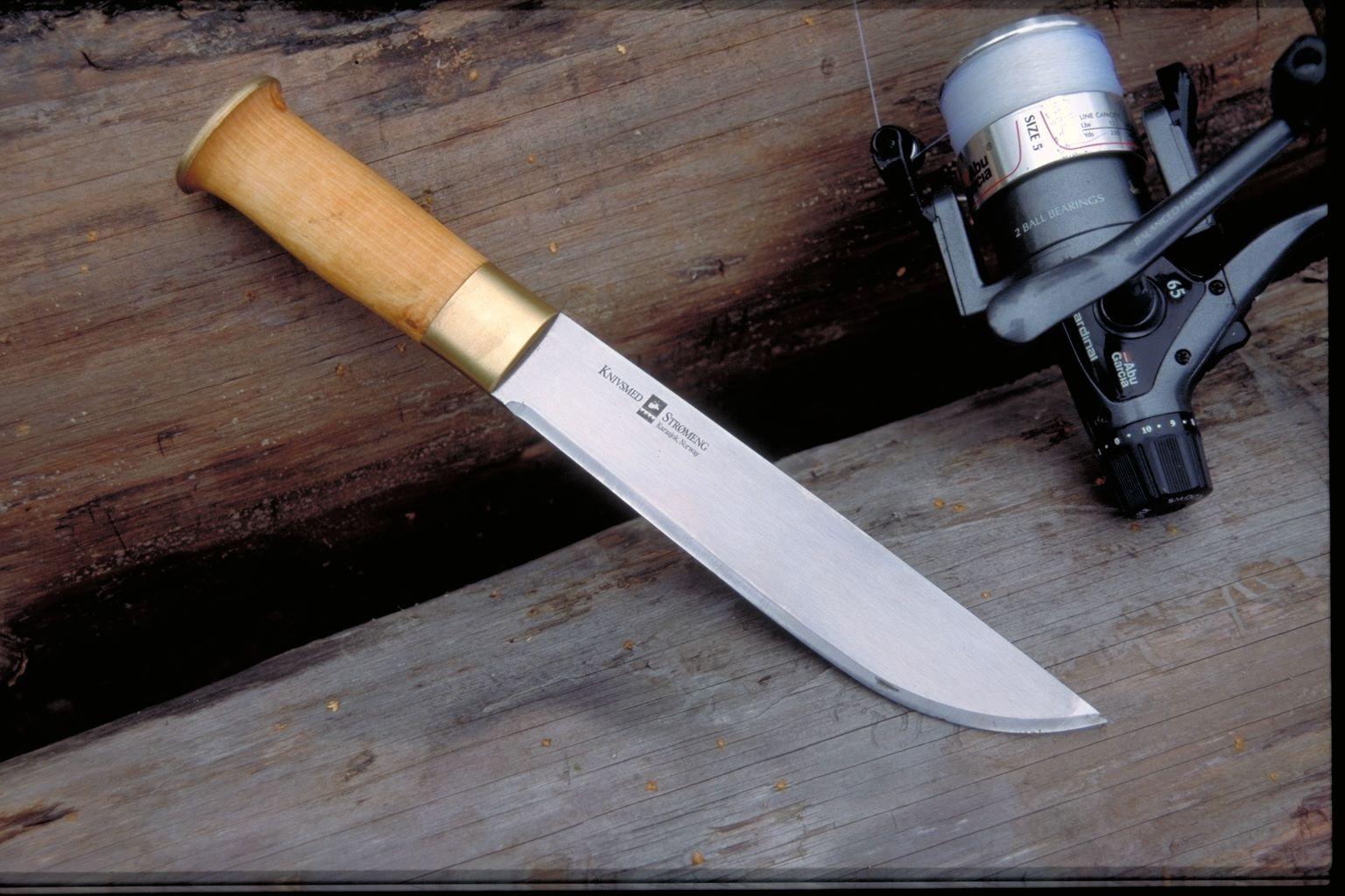 Making a sami knife