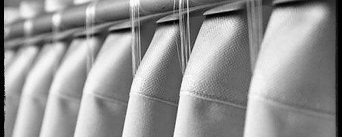 Gardinband  olika varianter