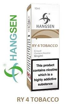 """HANGSEN RY4 """"Tobak"""""""