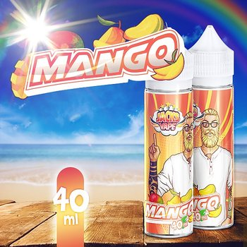 Jacks Vape / Mango 40ml