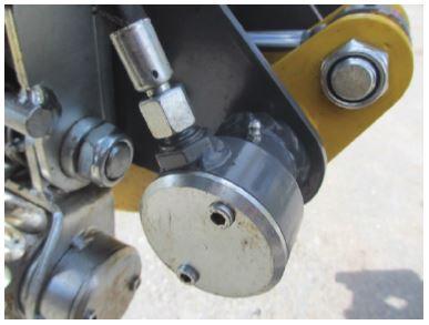Givare för diametermätning