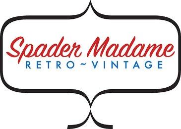 Spader Madame Vintagebutik