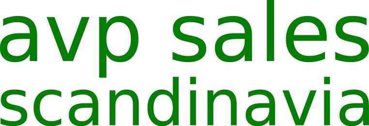 AVP Sales Scandinavia AB