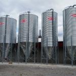 Chore-Time silo 6,4m3