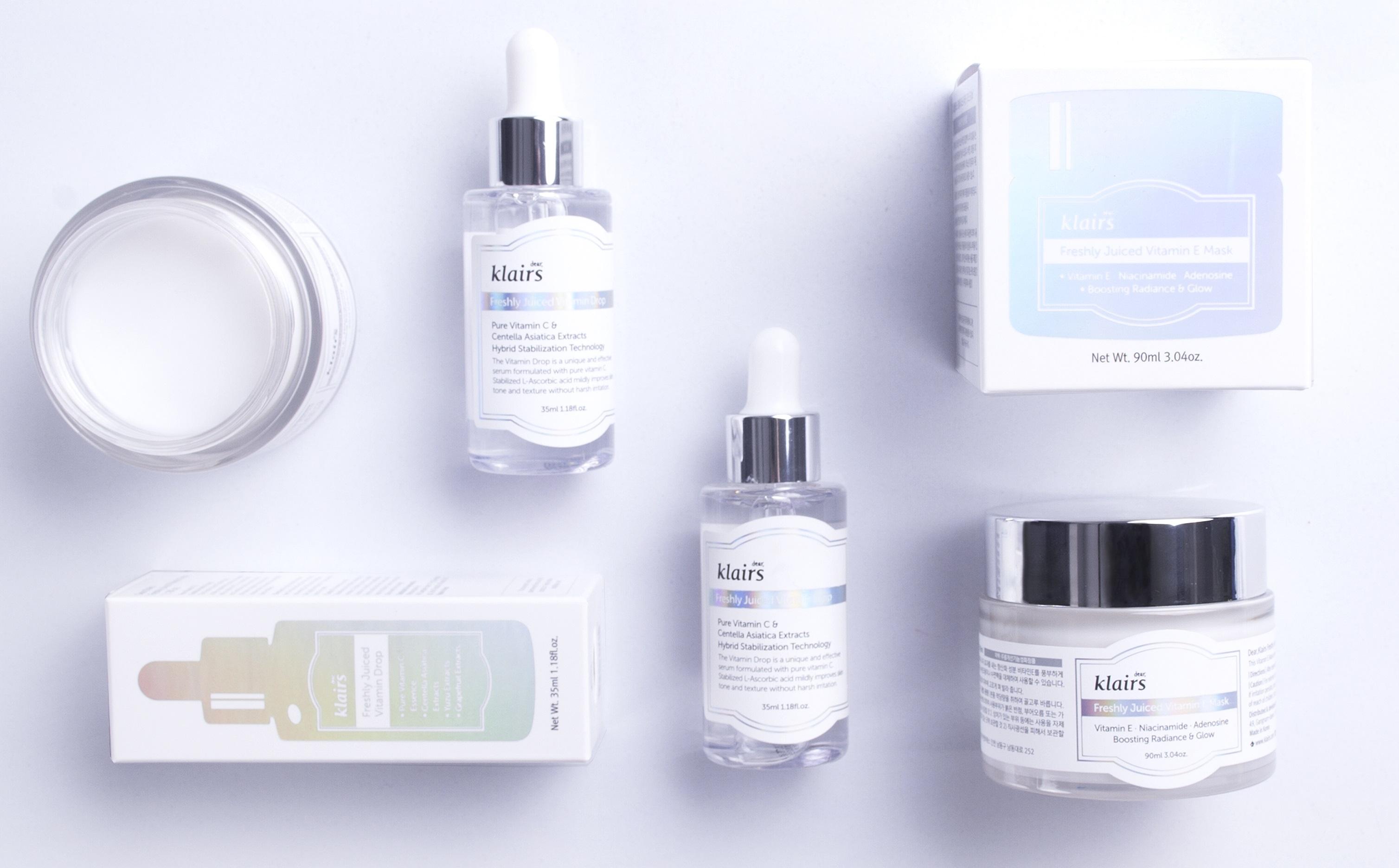 koreansk hudvård online