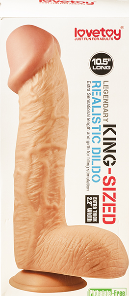 10,5 inch King Size