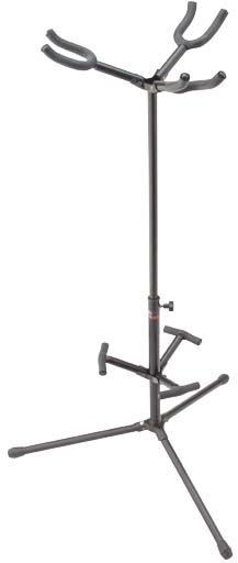 3-Guitar Hanger Stand,Black