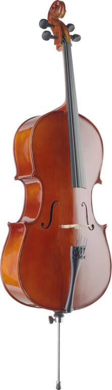 1/2 Cello+Carrying Bag