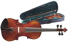 1/4 Violin & Standard Softcase