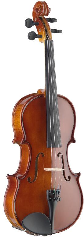 1/8 Violin & Standard Softcase