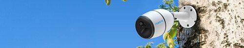 Fånga inbjudna och oinbjudna gäster på film Med en Reolink övervakningskamera!