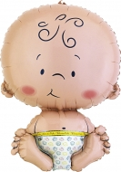 """24"""" Welcome Baby - 56 cm"""