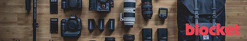 Köper - Byter - Säljer Begagnad fotoutrustning Klicka här för att komma till våran blocketbutik!