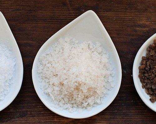 Isländskt salt 3 olika smaker