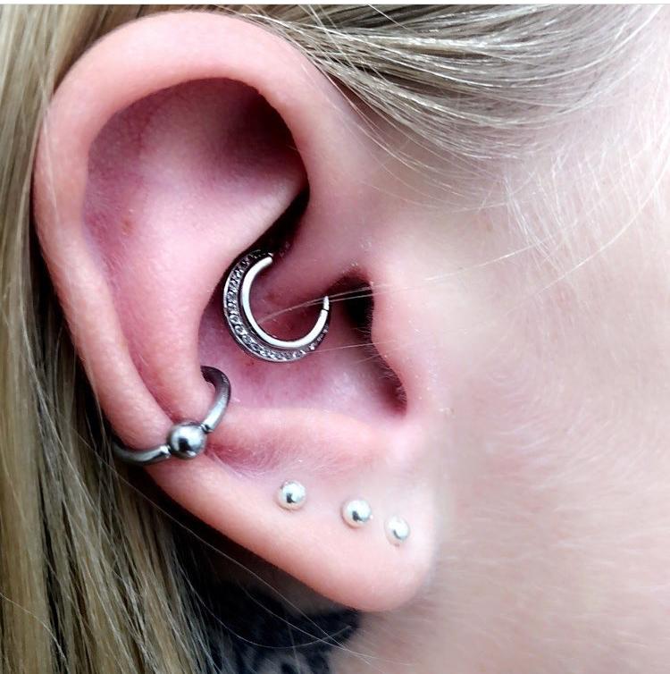 hål i öronen läketid