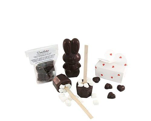 Choklad för stora och små njutare!