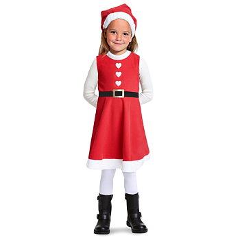 Klänning Jul Barnstorlek