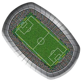Tallrikar Fotboll Stadion, 8 st