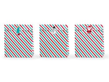 Presentpåse Merry X-Mas