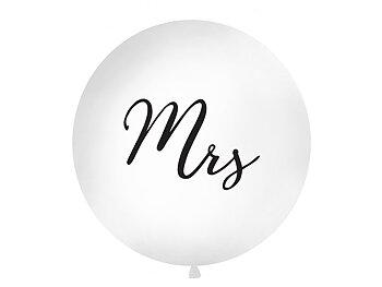 Jätteballong - Mrs -  1m