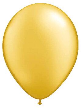 Ballonger Guld Premium Metallic