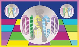 Disco -/ Neon party