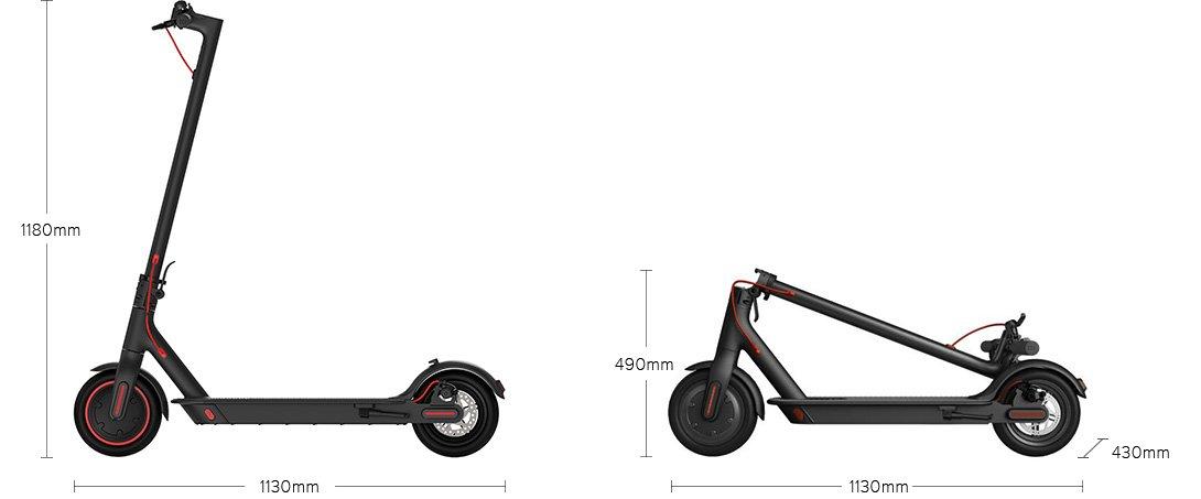 Mi Electric Scooter M365 Pro