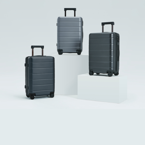 Travel in style with Xiaomi  Learn more