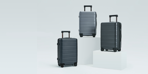 Travel in style Quality products for your next trip from Xiaomi Learn more