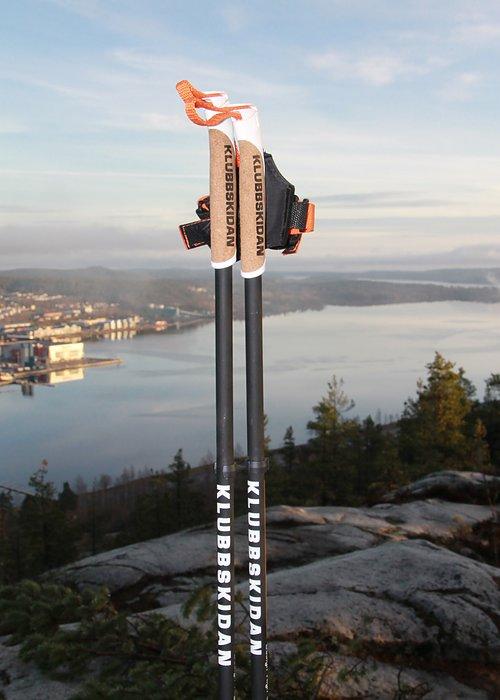 Rullskidstav - STYV - LÄTT och PRISVÄRD - 100% Carbon 795 kr