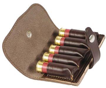 Chokefodral (även patroner) i läder
