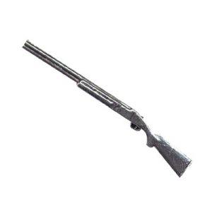 Pin i metall - Hagelgevär