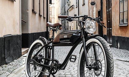 Vi har de coolaste eldrivna Cyklar och mopeder