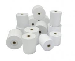 Receipt roll, thermal paper, 80mm, EC-Cash