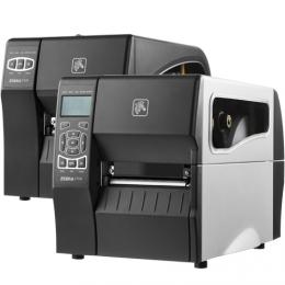 Zebra ZT230, 12 dots/mm (300 dpi), peeler, display, ZPLII, USB, RS232, LPT