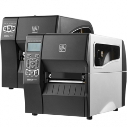 Zebra ZT230, 8 dots/mm (203 dpi), display, EPL, ZPL, ZPLII, USB, RS232, Ethernet