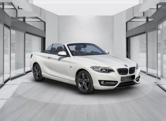 BMW 2 CABRIOLET SPORT PACK